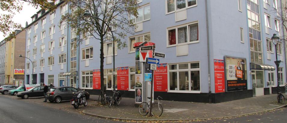 Tussmannstr Düsseldorf düsseldorf tußmannstr brillen lager verkauf
