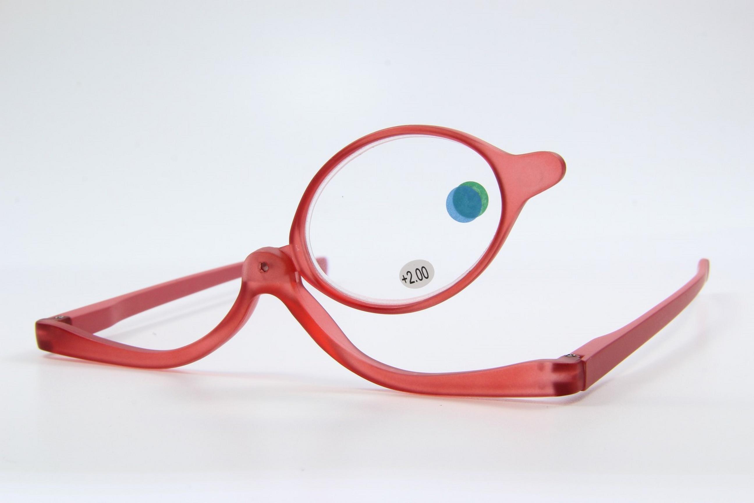 Schminkbrille_Kunststoff_rot