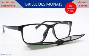 Brille des Monats - 092016