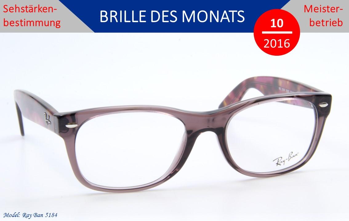 Brille des Monats - Brillen Lager Verkauf