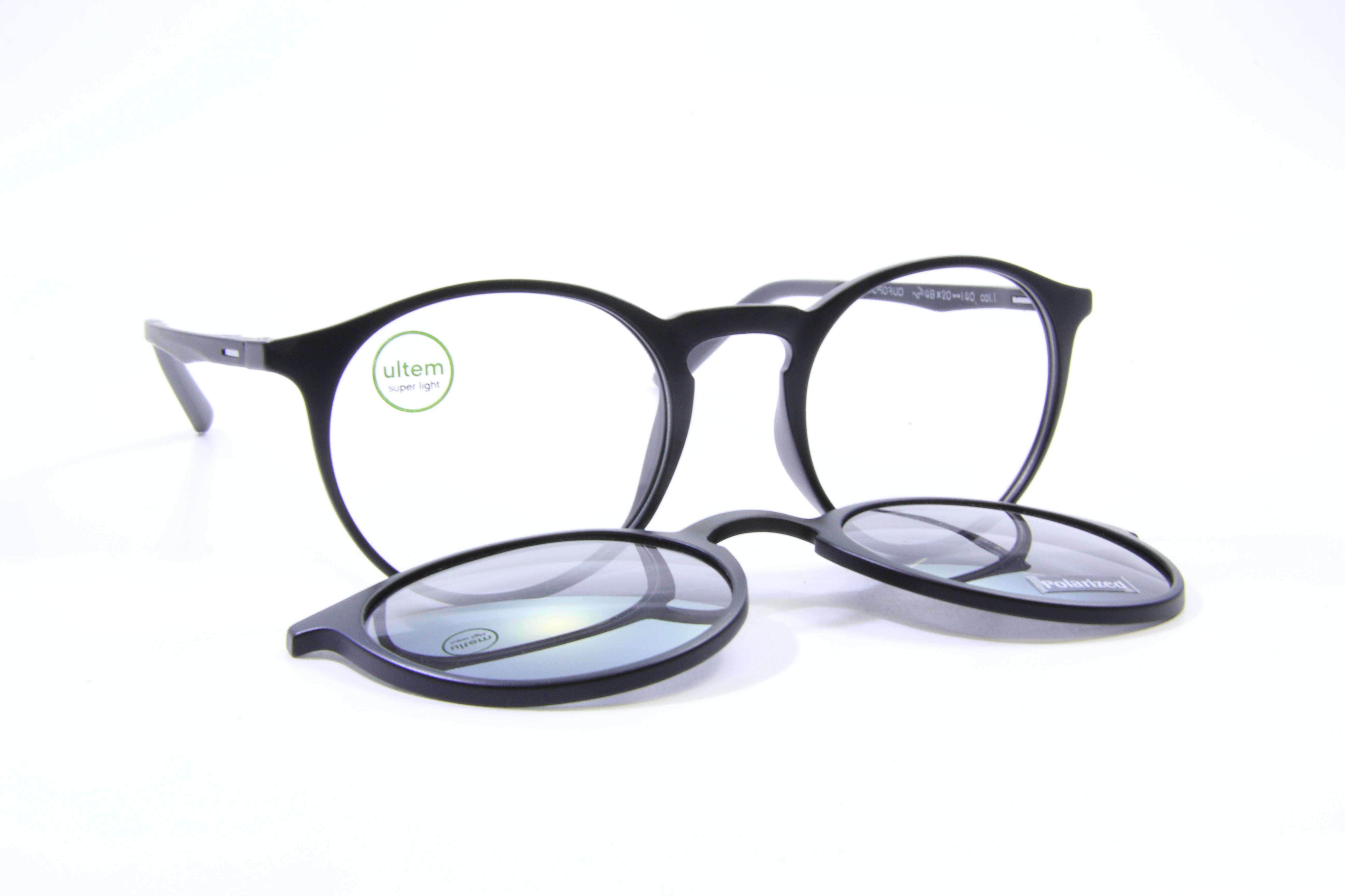 Sonnenclipbrillen - Brillen Lager Verkauf