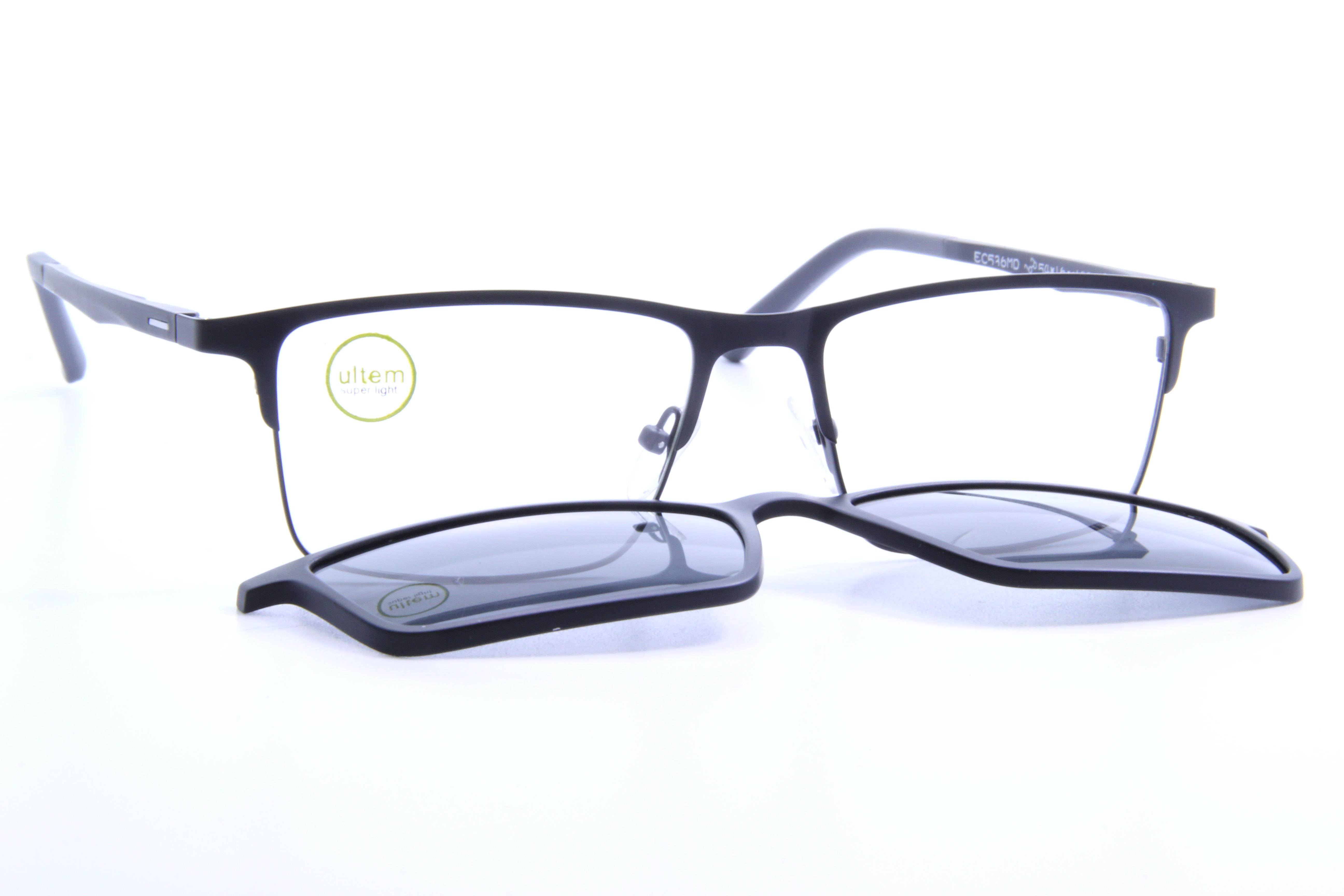 Sonnenclipbrille – 536 - Brillen Lager Verkauf
